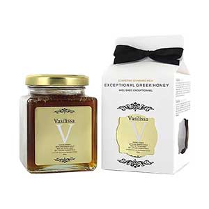 Vasilissa-Thyme-Honey-with-24K-Edible-Gold