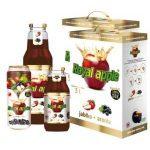 Apple + chokeberry juice