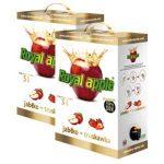 Apple + strawberry juice